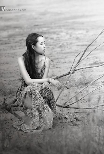 Chụp ảnh chân dung Model: Yến Ngọc 18-06-2011